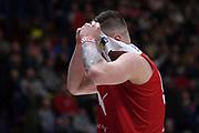 Alen Omic<br /> AX Armani Exchange Olimpia Milano - Segafredo Virtus Bologna<br /> Legabasket Serie A 2018/2019<br /> Milano, 27/01/2019<br /> Foto M.Ceretti / Ciamillo-Castoria