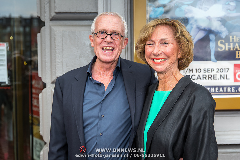 NLD/Amsterdam/20170823 - Premiere Grootste Zwanenmeer ter wereld, Hans Nijkamp