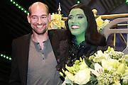Alternate Premiere Elphaba Renee van Wegberg in Wicked