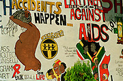 Aids Posters - South Africa - Alextown