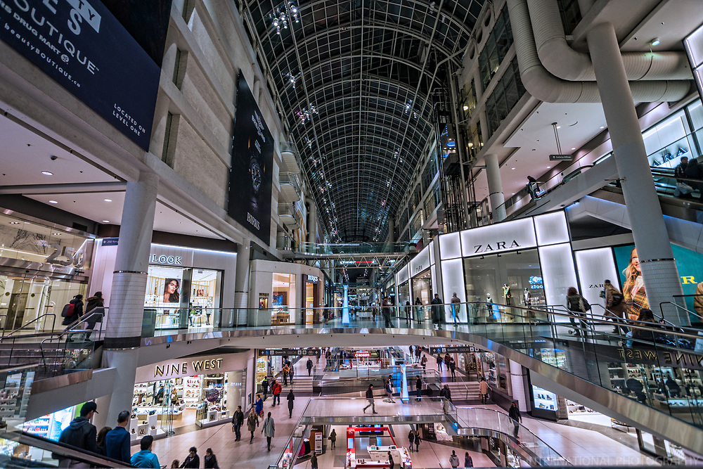 Eaton Centre (Interior)