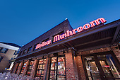 Interior Design and Architectural Photography of Mellow Mushroom Restaurants