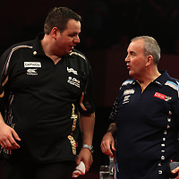 PREMIER LEAGUE DARTS 2014