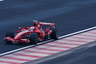 Sao Paulo, Brazil, October 19 of 2007:   The 2007 F1 Championship was undefined until the last race, Interlagos, where Kimi Raikkonen won and turned into F1 champion. (Photo: Caio Guatelli)