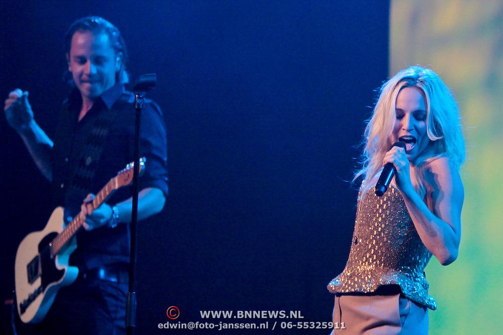 NLD/Rotterdam/20111002 - Uitreiking Edisons Pop 2011, Krystl