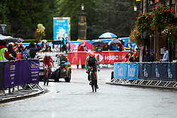 Ashleigh Moolman Pasio (RSA) at UCI Road World Championships 2019 Elite Women's TT a 30.3 km individual time trial from Ripon to Harrogate, United Kingdom on September 24, 2019. Photo by Sean Robinson/velofocus.com