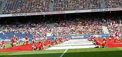 17.07.2011, Red Bull Arena, Salzburg, AUT, 1. FBL, FC Red Bull Salzburg vs Austria Wien, im Bild Feature, Saisoneroeffnung, Bundesliga, EXPA Pictures © 2011, PhotoCredit: EXPA/ D. Scharinger