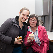 13.03.2017<br /> Canteen, Mallow street hosted The Steam of a Perfect Coffee an investiaftion into STEAM (Science, Technology, Engineering, Art and Mathematics) of the perfect cup of Coffee. <br /> Pictured at the event were, Barbara Schiller and Avril Heggarthy.<br /> Picture: Alan Place