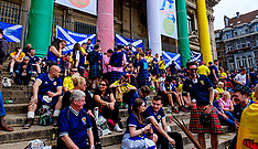 Scottish Football Fans,  Brussels, 11 June 2019
