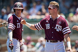 Mississippi State vs. Texas A&M in an NCAA college baseball game, Saturday, May 6, 2017, in College Station, Texas.