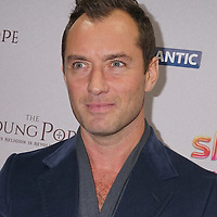 Jude Law - The Young Pope Photo Call