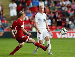Will Hughes of England in action - Photo mandatory by-line: Matt McNulty/JMP - Mobile: 07966 386802 - 11/06/2015 - SPORT - Football - Barnsley - Oakwell Stadium - England U21 v Belarus U21 - International Friendly U21s