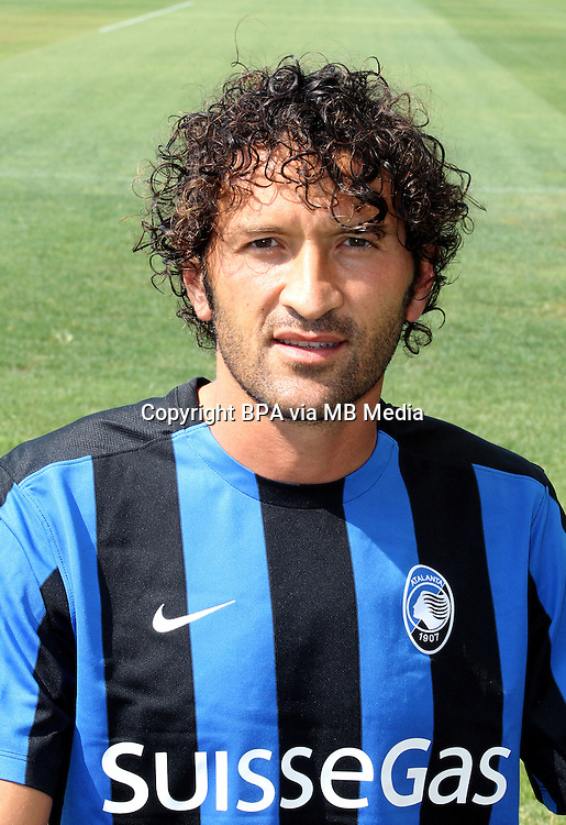 Italian League Serie A -2015-2016 / <br /> ( Atalanta Bergamasca Calcio ) <br /> Cristian Raimondi