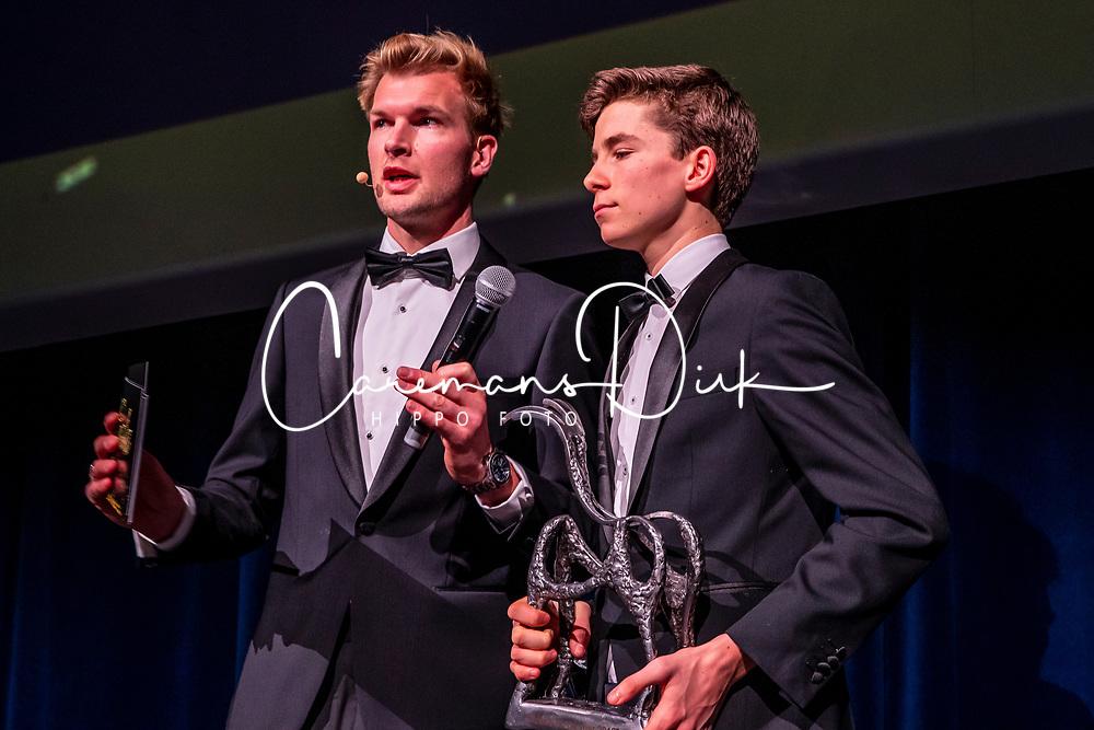 Equi Gala, Van Gucht Ruben, Spits Thibeau<br /> Equigala - Brussel 2020<br /> © Hippo Foto - Dirk Caremans<br /> 21/01/2020