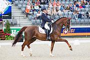 Jasmien de Koeyer - TC Take it Easy<br /> CHIO Rotterdam 2013<br /> © DigiShots