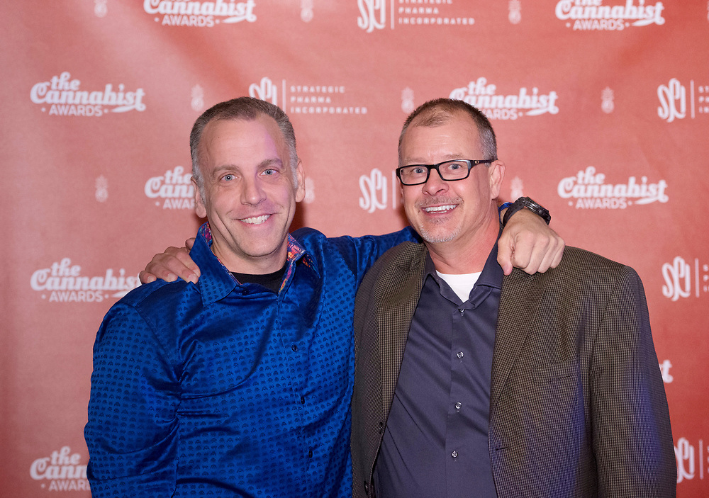 LAS VEGAS - NOV. 16: The 2016 Cannabist Awards, hosted by The Cannabist at the Paris Las Vegas's Chateau Night Club. (Photo by Andy Colwell/ Special to The Cannabist)