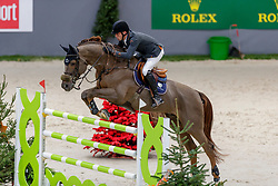 SMOLDERS Harrie (NED), Don VHP Z N.O.P.<br /> Genf - CHI Geneve Rolex Grand Slam 2019<br /> Prix des Communes Genevoises<br /> 2-Phasen-Springen<br /> International Jumping Competition 1m50<br /> Two Phases: A + A, Both Phases Against the Clock<br /> 13. Dezember 2019<br /> © www.sportfotos-lafrentz.de/Stefan Lafrentz