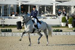 Schmid Kim, (NED), Theodoor<br /> Grand Prix U25<br /> CDIO Hagen 2015<br /> © Hippo Foto - Stefan Lafrentz