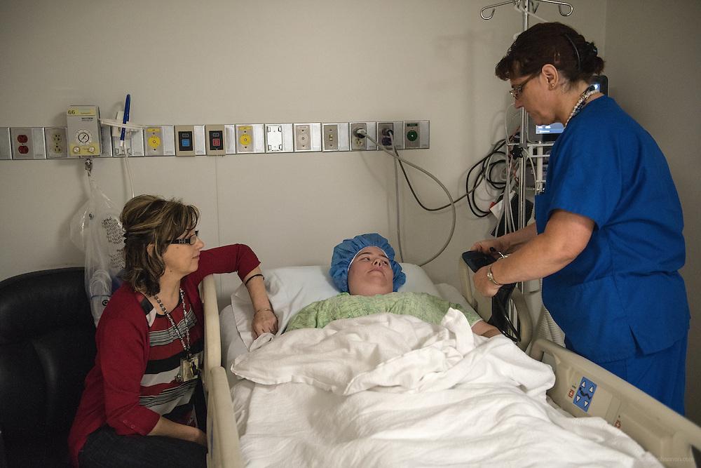 Photos taken Friday, May 22, 2015 at Baptist Health in Corbin, Ky. (Photo by Brian Bohannon/Videobred for Baptist Health)