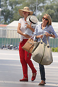 15.JULY.2013. NICE<br /> <br /> UMA THURMAN AND HER HUSBAND ARPAD BUSSON AND THEIR DAUGHTER LUNA, ON THEIR RENTAL BOAT IN THE PORT OF SAINT JEAN CAP FERRAT.<br /> <br /> BYLINE: EDBIMAGEARCHIVE.CO.UK<br /> <br /> *THIS IMAGE IS STRICTLY FOR UK NEWSPAPERS AND MAGAZINES ONLY*<br /> *FOR WORLD WIDE SALES AND WEB USE PLEASE CONTACT EDBIMAGEARCHIVE - 0208 954 5968*