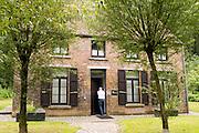 Vincent van Gogh-Haus, Cuesmes bei Mons, Hennegau, Wallonie, Belgien, Europa | Vincent van Gogh house, Ciuesmes  near Mons, Hennegau, Wallonie, Belgium, Europe