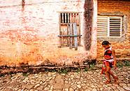 Trinidad, Sancti Spiritus, Cuba.