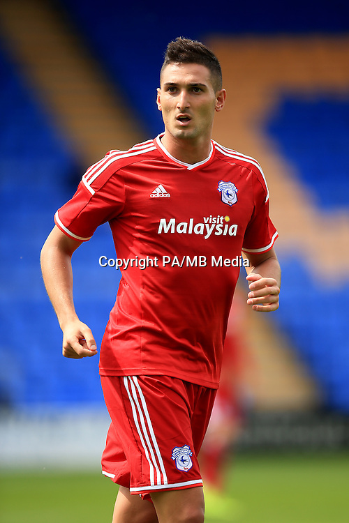 Federico Macheda, Cardiff City