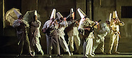 The Barber of Seville directed by Jonathon Miller performed by the English National Opera at the Coliseum, London. UK 26 Sept, 2015.