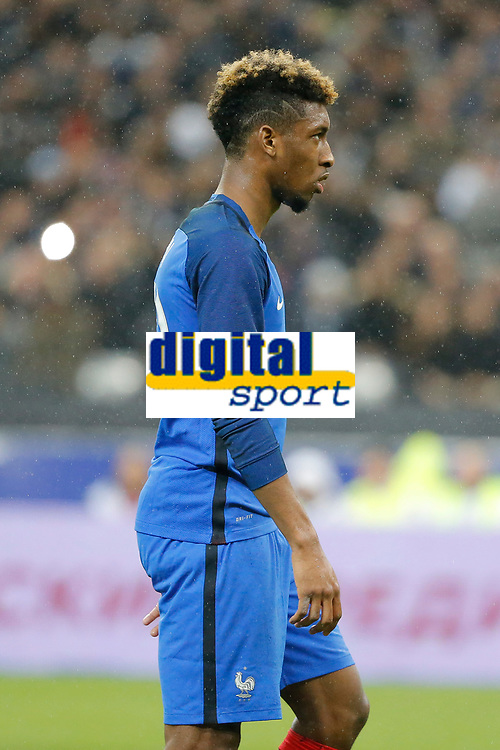 Kingsley Coman (Bayern Munich) (FRA) during the International Friendly Game 2016 football (soccer) match between France and Russia on March 29, 2016 at Stade de France in Saint Denis, France - Photo Stephane Allaman / DPPI