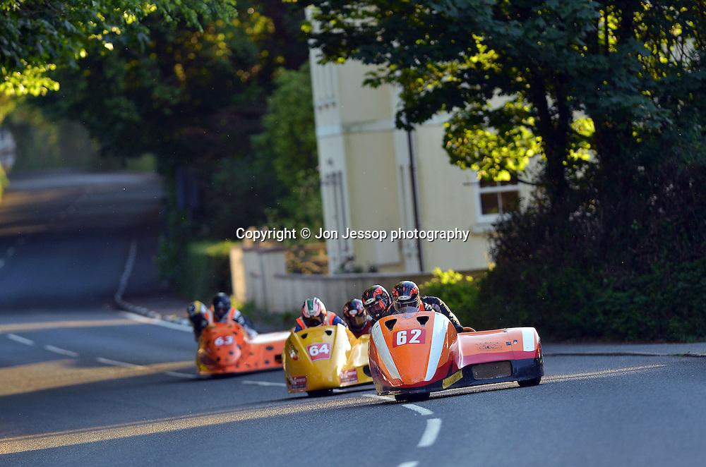 #62 Eric Beneteau / Yannick Naboulet SGR Honda