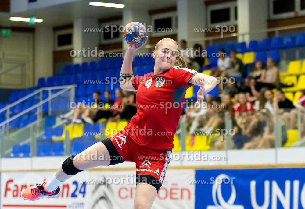 29.05.2016, BSFZ Südstadt, Maria Enzersdorf, AUT, ÖHB, Testspiel, Österreich vs Argentinien, im Bild Beate Scheffknecht (AUT)// during the women's friendly match between Austria and Argentina at the BSFZ Südstadt, Maria Enzersdorf, Austria on 2016/05/29, EXPA Pictures © 2016, PhotoCredit: EXPA/ Sebastian Pucher