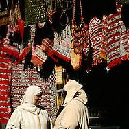 Morocco, Marrakechk , Daily life in the old medina and the souk: La vie quotidienne dans la medina, la vieille voille de Marrakech, le souk, Maroc