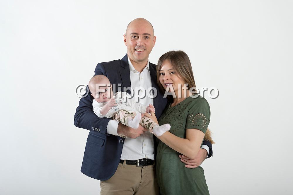 &copy; Filippo Alfero<br /> Bojana, Giovanni e Sofia<br /> Torino, 23/11/2015