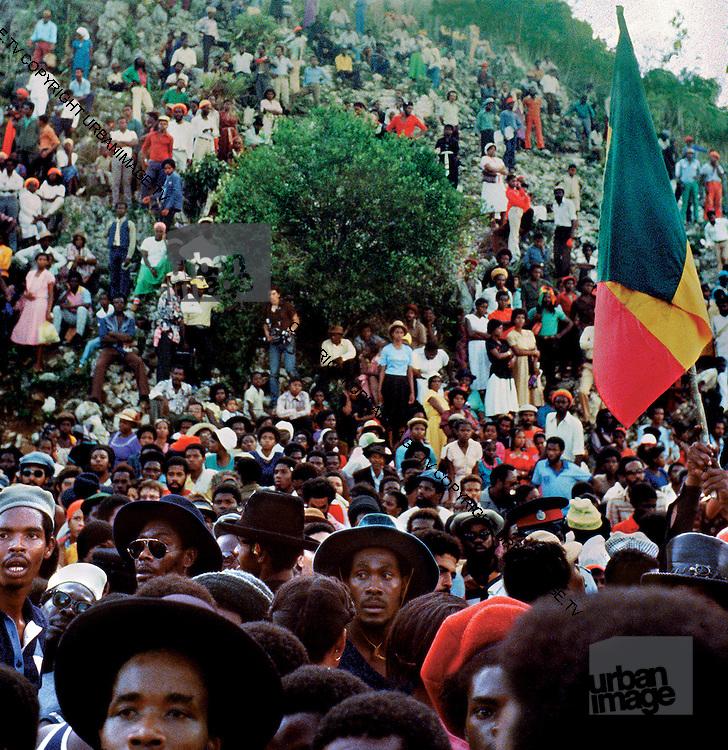Bob Marleys Funeral