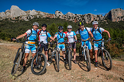 20-09-2018 ESP: BvdGF La Vuelta a Sierra Nevada day 4, Granada<br /> Fifth day of the mountainbike and cycling challenge from Guadix to Granada