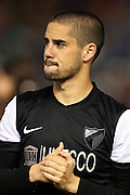 VALENCIA, SPAIN - APRIL 20: Isco of Malaga CF  looks on during the Liga BBVA between Valencia CF and Malaga CF at the Mestalla stadium on April 20, 2013 in Valencia, Spain. (Photo by Aitor Alcalde Colomer).