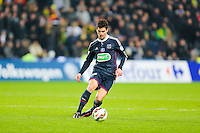 Yoann GOURCUFF  - 20.01.2015 - Nantes / Lyon  - Coupe de France 2014/2015<br /> Photo : Vincent Michel / Icon Sport
