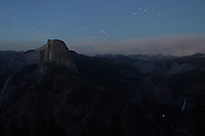 Yosemite - Night Sky