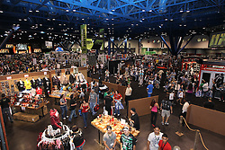 October 7, 2011; Houston, TX.; USA;  UFC 136 Fan Expo at the George R. Brown Convention Center in Houston, TX.
