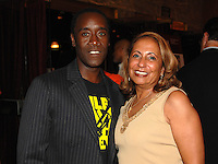 Don Cheadle, Kathy Hughes