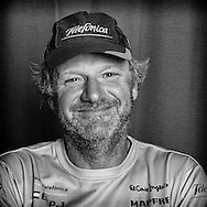 PORTUGAL, Lisbon. 31st May 2012. Volvo Ocean Race, Leg 7 (Miami-Lisbon) finish. Neal McDonald, Watch Leader, Team Telefonica.