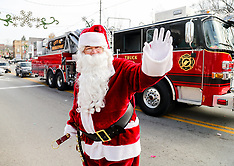 12/02/17 Bridgeport Christmas Parade