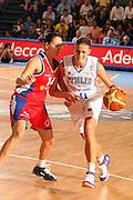 DESCRIZIONE : Chieti Italy Italia Eurobasket Women 2007 Italia Russia Italy Russia<br /> GIOCATORE : Raffaella Masciadri<br /> SQUADRA : Italia Italy<br /> EVENTO : Eurobasket Women 2007 Campionati Europei Donne 2007<br /> GARA : Italia Russia Italy Russia<br /> DATA : 24/09/2007<br /> CATEGORIA : Palleggio<br /> SPORT : Pallacanestro <br /> AUTORE : Agenzia Ciamillo-Castoria/E.Castoria<br /> Galleria : Eurobasket Women 2007<br /> Fotonotizia : Chieti Italy Italia Eurobasket Women 2007 Italia Russia Italy Russia<br /> Predefinita :