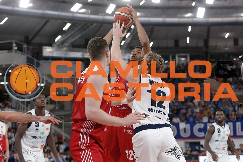 Jeff Brooks<br /> A   X Armani Exchange Milano - Leonessa Germani Brescia<br /> LBA Lega Basket Serie A<br /> Zurich Connect Supercoppa 2018<br /> Brescia, 29/09/2018<br /> Foto MarcoBrondi / Ciamillo-Castoria