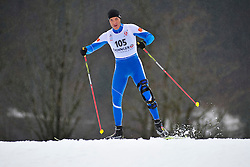 STEFANONI Daniele, ITA at the 2014 IPC Nordic Skiing World Cup Finals - Long Distance