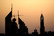Dubai grows each minute. Beautiful buildings are built every minute around the city. Dubai.<br />