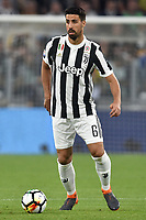 Sami Khedira Juventus <br /> Torino 22-04-2018 Allianz Stadium Football Calcio Serie A 2017/2018 Juventus - Napoli Foto Andrea Staccioli / Insidefoto