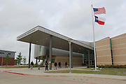 Hollenstein Career and Technology Center in Fort Worth, Texas.