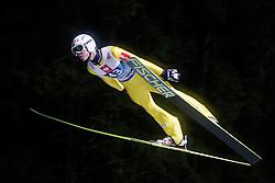 05.01.2014, Paul Ausserleitner Schanze, Bischofshofen, AUT, FIS Ski Sprung Weltcup, 62. Vierschanzentournee, Qualifikation, im Bild Rune Velta (NOR) // Rune Velta (NOR) during qualification Jump of 62nd Four Hills Tournament of FIS Ski Jumping World Cup at the Paul Ausserleitner Schanze, Bischofshofen, Austria on 2014/01/05. EXPA Pictures © 2014, PhotoCredit: EXPA/ JFK