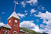 San Miguel County Court House, Telluride, Colorado